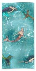 Sychronized Swimming Beach Sheet