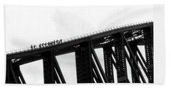 Sydney Harbour Bridge Beach Sheet