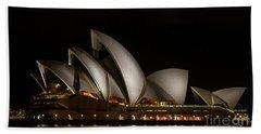 Sydney Opera House Beach Sheet