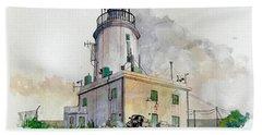 Ta' Giordan Lighthouse Beach Sheet