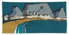 Table Mountain Beach Sheet