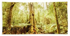Tahune Forest Reserve Beach Towel