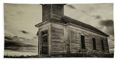 Taiban Presbyterian Church, New Mexico #2 Beach Sheet