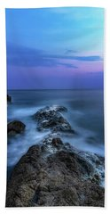 Tail Of The Dragon Beach Towel