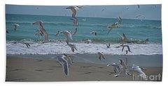 Take Flight Beach Towel