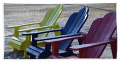 Beach Towel featuring the photograph Take Your Pick by John Glass