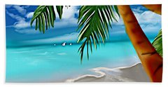 Takemeaway Beach Beach Towel