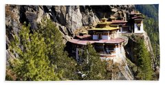 Taktsang Monastery  Beach Sheet