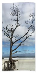 Talbot Stilt Tree #1 Beach Towel