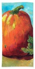 Tall Pumpkin Beach Sheet