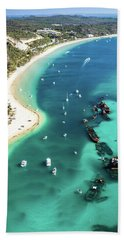 Tangalooma Wrecks Beach Towel