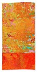 Beach Sheet featuring the photograph Tangerine Dream by Skip Hunt