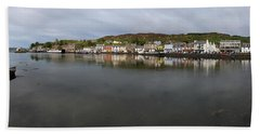 Tarbert Harbour - Panorama Beach Towel