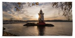 Tarrytown Lighthouse Beach Towel