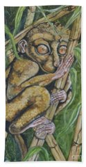 Tarsier Beach Towel