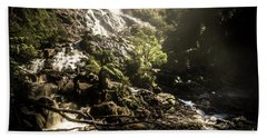 Tasmania Wild Beach Towel