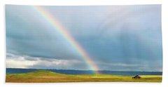 Taste The Rainbow Beach Sheet