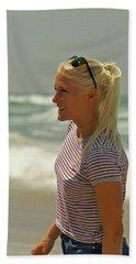 Tatiana Weston-webb Beach Sheet