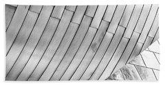 Taubman Museum Abstract Beach Sheet
