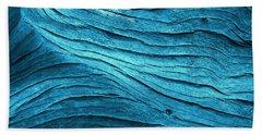 Tealflow Beach Towel