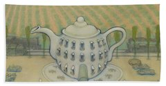 Teapot Beach Sheet
