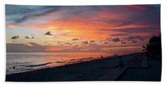 Technicolor Sky Beach Towel