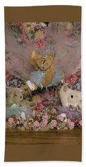 Teddy Bear Dancers Beach Towel