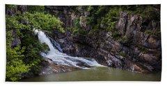 Tallulah Falls Beach Towel