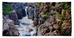 Temperance River Gorge Beach Towel