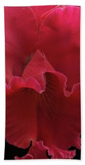 Tender Orchid Beach Towel