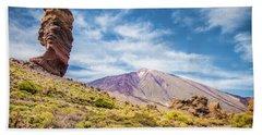 Tenerife Beach Sheet by JR Photography