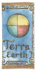 Terra Beach Towel