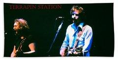 Terrapin Station - Grateful Dead Beach Sheet