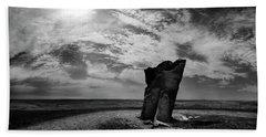 Teter Rock Hill Top View Beach Towel