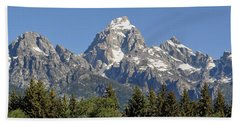 Teton Grande Beach Towel