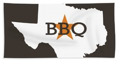 Texas Bbq Beach Sheet