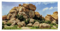Texas Canyon Beach Towel