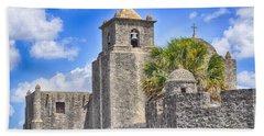 Texas Historic Presidio La Bahia Beach Sheet