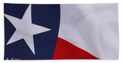 Texas Star Beach Sheet