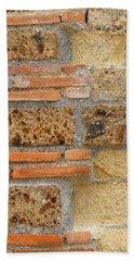 Textural Antiquities Herculaneum Wall Seven Beach Towel