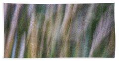 Textured Abstract Beach Sheet