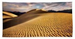 Textured Dunes  Beach Sheet