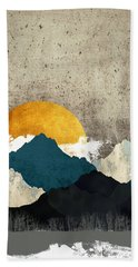 Thaw Beach Towel