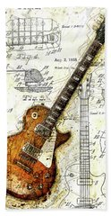 The 1955 Les Paul Custom Beach Sheet