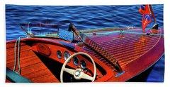 The 1958 Chris Craft Beach Sheet