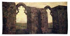 The Abbey Ruins Beach Sheet
