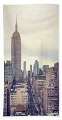The Age Of The Empire Beach Towel