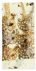 The Antique Jewellery Store Beach Towel