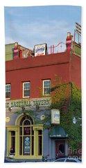 The Baseball Tavern Boston Massachusetts  -30948 Beach Towel