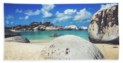 The Baths - Virgin Gorda Beach Towel